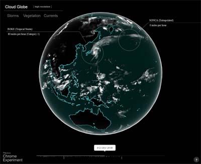 Cloud Globe
