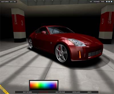 Car Visualizer